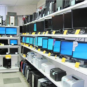 Компьютерные магазины Белореченска