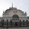 Железнодорожные вокзалы в Белореченске