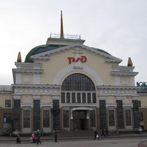 Железнодорожные вокзалы Белореченска